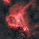 IC1805 - The Heart Nebula,                                Graham Conaty