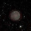 Abell 61 RGB O-III H-Alpha,                                jerryyyyy
