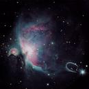 Orion nebula 1,                                Jeffery Vahrenkamp