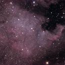 NGC 7000 - North America Nebula,                                Astro_Escape
