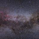 Milkyway in Cygnus,                                Joschi