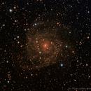 IC 342, The Hidden Galaxy,                                Datalord