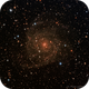 IC 342, The Hidden Galaxy,                                Datalord
