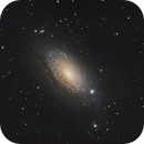 M 63 the Sunflower galaxy,                                Patrice RENAUT