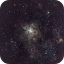 The Tarantula Nebula,                                GazingSkyward