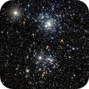 Perseus Double Cluster,                                Richard Pattie