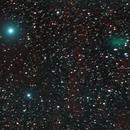 Comète C2020 M3 Atlas GC (étoiles),                                Corine Yahia (RIGEL33)