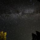 Milkyway in my backyard,                                Günther Eder
