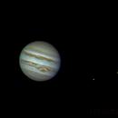 Jupiter and moons 2,                                rg55