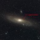 Cepheid Variable V1: Homage to Hubble,                                Daniel Erickson