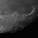 Montes Jura, Sinus Iridum und Herschel 4.4.2020,                                Jenafan