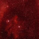 IN 5070 the Pelican Nebula,                                RonAdams