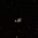 M51 - Whirlpool-Galaxy,                                André Rauhut