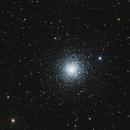 Messier 15 - a globular cluster in Pegasus,                                Elisabeth Milne