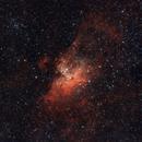 M16 - Eagle Nebula,                                Ahmet Kale