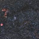 IC 443 bis Simeis 147 Widefield,                                mdohr
