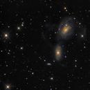NGC 3166 / 3169,                                Miguel Angel Garc...