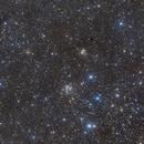 IC 166, LDN 1332, 1334, 1337 - 1339 & 1341 - 1348, NGC 654, VdB 6, NGC 663, NGC 659 and M103,                                Maurice Toet
