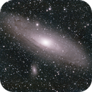M31 Andromeda Galaxy,                                Jaysastrobin
