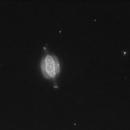 Saturn nebula,                                Romain Chauvet