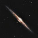 Needle Galaxy (NGC 4565),                                jhawn