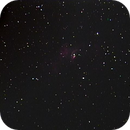 Bubble Nebula / NGC 7635,                                bryanthomasjd
