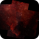 NGC 7000 - an evolution project - part 5,                                Uwe Deutermann