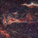 Veil Nebula,                                Andrea Castellazzo