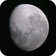 ISS Moon transit,                                Kayne Lazarus