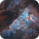 Keyhole Nebula,                                Brian Peterson