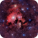 NGC 7822,                                Gilles Chapdelaine