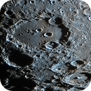 MOON -  Clavius • Rutherfurd • Moretus • Gruemberger • Curtius • Manzinus,                                Oleg Zaharciuc