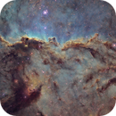The Fighting Dragons of Ara - NGC 6188,                                Juan Filas
