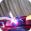 Startrails and a lot of motion ,                                Herbert_W