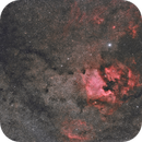 North America & Pelican Nebulas,                                Cyril NOGER