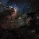 """sh2-155 """"Cave Nebula"""" in Cepheus,                                Daniel.P"""