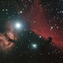 Horsehead Nebula,                                Henry Kwok