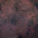 IC 1396 mosaic 33 hours,                                cguvn