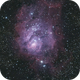The Lagoon Nebula From The 2019 BFSP,                                Matthew Abey