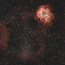 Mosaic NGC 2239 Region,                                Rhett Herring