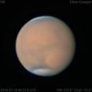 Mars | 2018-07-10 06:22.6 UTC | Color,                                Chappel Astro