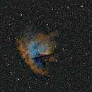 Pacman Nebula,                                Rick Provencher