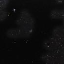 IC 2087 and Barnard 22,                                George Simon