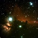Horsehead Nebula,                                AaronM