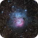 Messier 20, Trifid Nebula,                                Todd