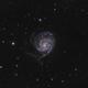 M101 LRGB,                                Erik Guneriussen