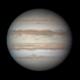 Jupiter on April 27, 2020,                                Chappel Astro