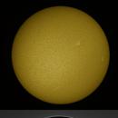 Sun 4_30_20 Hydrogen Alpha AR 2760, 2762,                                Alan