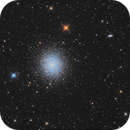The big cluster M13 in LRGB,                                Vincent F