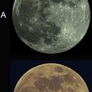 Mond - Varianten,                                Bruno
